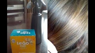 getlinkyoutube.com-Clareando o cabelo com chá de camomila