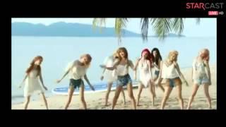 getlinkyoutube.com-150707 Girls' Generation SNSD 소녀시대   Making of Party MV @ Banyan Tree Comeback Showcase