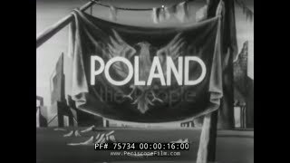 getlinkyoutube.com-POLAND BEFORE AND AFTER WWII  GDNASK WARSAW  KRAKOW 1946 TRAVELOGUE 75734