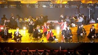 getlinkyoutube.com-160114 세븐틴 (SEVENTEEN) - ROCK+아낀다 [전체]직캠 Fancam (서울가요대상) by Mera