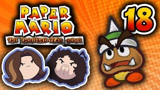 getlinkyoutube.com-Paper Mario TTYD: Paper Thin Pals - PART 18 - Game Grumps