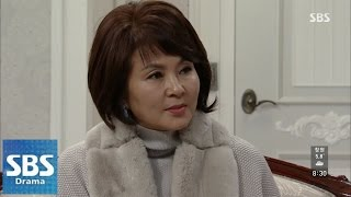 getlinkyoutube.com-유지인, 김혜선-사희에 분노 @청담동 스캔들 106회 141216