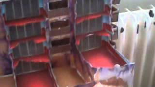 getlinkyoutube.com-the hollywood tower hotel paper model