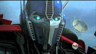 Transformers Prime - Moves Like Jagger