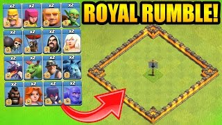 "getlinkyoutube.com-""A MUST WATCH"" CLASH OF CLANS ROYAL RUMBLE!!"