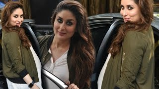 getlinkyoutube.com-Kareena Kapoor Pregnant Grazia Magazine Photoshoot 2016