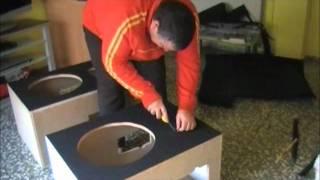 getlinkyoutube.com-Como hacer unos altavoces en casa