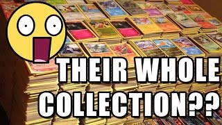 getlinkyoutube.com-SOMEONE SENT US THEIR ENTIRE COLLECTION OF POKEMON CARDS!!!