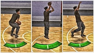 getlinkyoutube.com-NBA 2K16 TOP 3 BEST JUMPSHOTS TO USE IN MYPARK, MY CAREER, & PRO-AM!