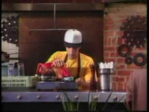 Vendedor de Hamburguesas - Buena atención de clientes (completo)