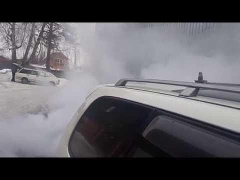 Toyota 3s-fe продуло прокладку гбц
