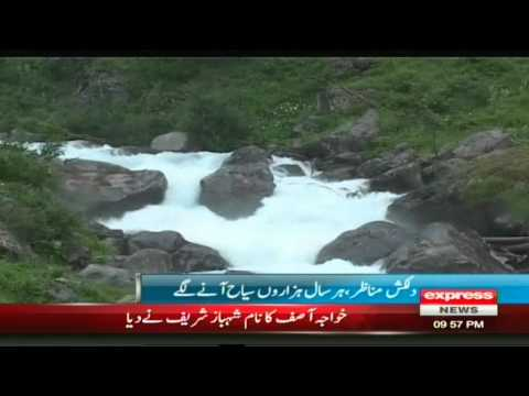 Atror Valley Kalam Swat Sherin Zada Express News Swat