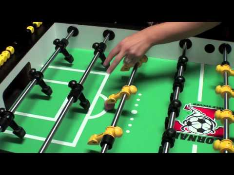 Unreal Foos - What Foosball Spin shots are legal?