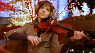 getlinkyoutube.com-Silent Night - Lindsey Stirling