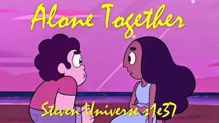 """getlinkyoutube.com-""""Alone Together"""" Steven Universe Episode Review"""