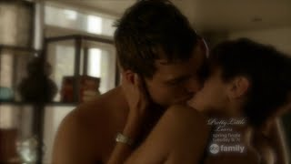 getlinkyoutube.com-Chasing Life 1x21 Leo and April Hot Make Out Scene