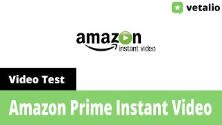 getlinkyoutube.com-Amazon Prime Instant Video Test deutsch