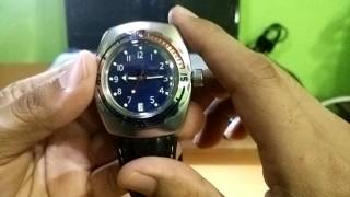 getlinkyoutube.com-Vostok Amphibian Blue Scuba Dude initial review