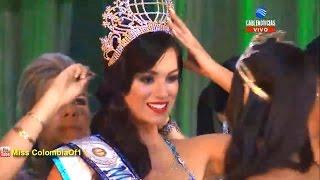 getlinkyoutube.com-María Alejandra Lopez, Miss World Colombia 2015