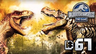 getlinkyoutube.com-Clash Of The Titans!! || Jurassic World - The Game - Ep 67 HD