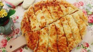 getlinkyoutube.com-Homemade Garlic Cheese Bread Sticks   Cheesy Garlic Bread  JosephineRecipes.co.uk