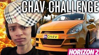 getlinkyoutube.com-THE CHAV CHALLENGE | Forza Horizon 2