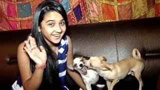 getlinkyoutube.com-Roshini Walia's Canine Love