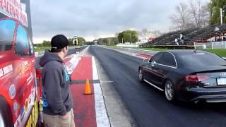 getlinkyoutube.com-GIAC Stage II Audi S4 Fast Pass