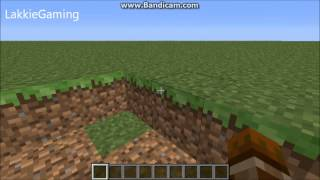 LakkieGaming: Having Fun with Chickens in Minectaft Pt. 1
