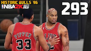 getlinkyoutube.com-Let's Play NBA 2K16 Deutsch German [293] - MyTeam: Frust gegen die legendären Bulls