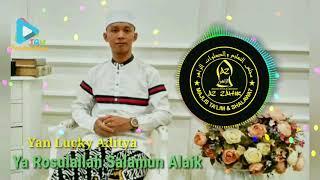 Az Zahir (NEW) Ya Hayya Tirruh - Rosulallah Salamun Alaik - Voc. Yan Lucky Aditya - Bikin Baper