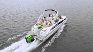 getlinkyoutube.com-2016 Manitou Pontoon Boats
