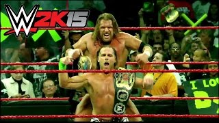 getlinkyoutube.com-WWE 2K15 - All Endings