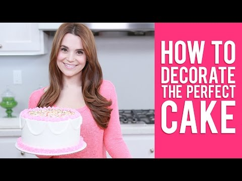 How to Make the Perfect Cake with Ro | Everything You Want to Know from Rosanna Pansino