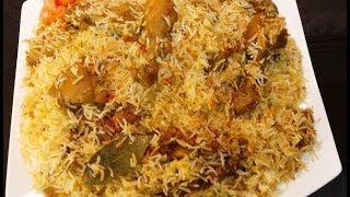 getlinkyoutube.com-Zafrani Biryani  زعفرانی بریانی / Cook With Saima