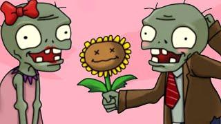 "getlinkyoutube.com-Plants vs. Zombies 2 - ""Lawn Symmetry"" Valentine's VALENBRAINZ!"