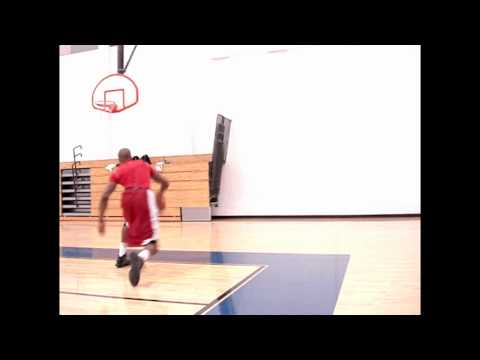 Dre Baldwin: Quick Crossover Stepback Jumpshot Pt. 1 | NBA Scoring Moves Kobe Bryant Workout Video