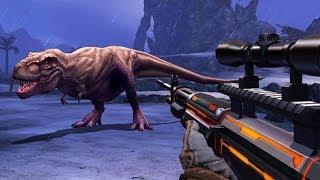 getlinkyoutube.com-Dino Hunter: Deadly Shores Gameplay Trailer