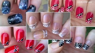 getlinkyoutube.com-NAIL ART COMPILATION #2 / LifeWorldWomen