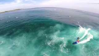 getlinkyoutube.com-Best of drone video Surfing the Maldives 2014.  Must see !