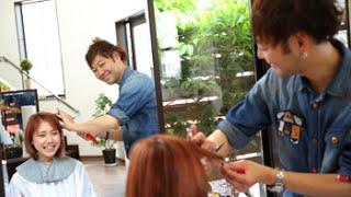 getlinkyoutube.com-【兵庫県川西市(阪急川西能勢駅)の美容室】OOPS Hair Design ウープスヘアーデザイン|坂口 敏文