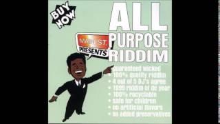 All Purpose Riddim mix  1999  MainStreet High Profile  mix by djeasy