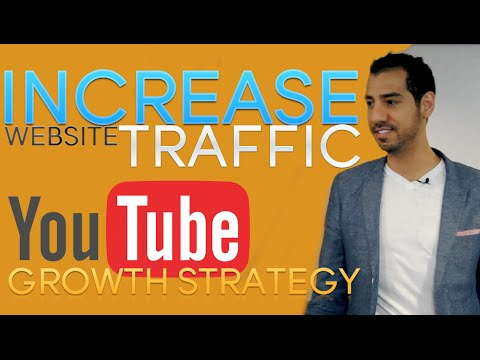 Growth Strategy: How to Increase Website Traffic Using Youtube