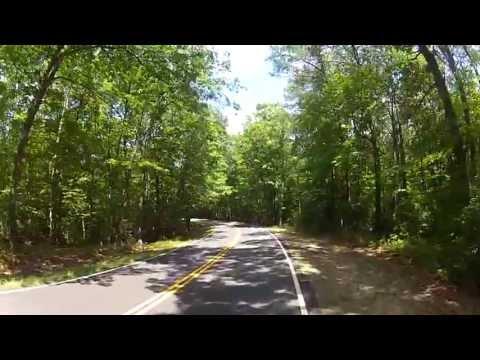 Prince William Forest Park 12 Mile Bike Trail(Pave)V-1