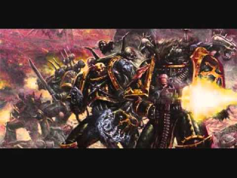 WH40k - Dawn of War II: Chaos Rising - Chaos Space Marines Voice Pt. 1