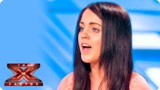 getlinkyoutube.com-Melanie McCabe sings Diamonds by Rihanna - Room Auditions Week 2 - The X Factor 2013