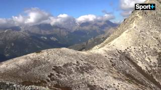 getlinkyoutube.com-SERRE CHE TRAIL SALOMON ( reportage Sport+)