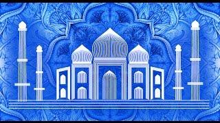 getlinkyoutube.com-Art of Taj Mahal in Corel Draw