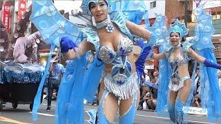 getlinkyoutube.com-【 優勝 ☆ 仲見世バルバロス 浅草サンバカーニバル 】 2016  Asakusa samba carnival