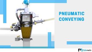 getlinkyoutube.com-Pneumatic vacuum conveying systems - Powders Pumps - PALAMATIC PROCESS